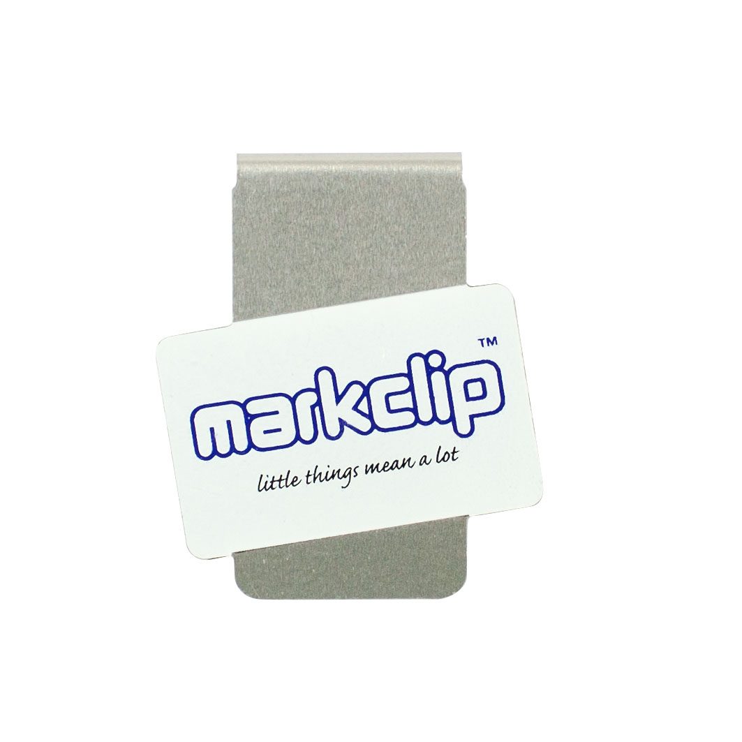 Axion clip met full color etiket